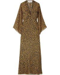 Michelle Mason Vestido midi - Multicolor