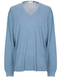 Heritage Pullover - Blau