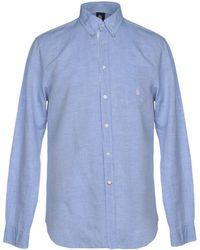 Marina Yachting Shirt - Blue
