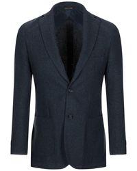 Tru Trussardi Suit Jacket - Blue