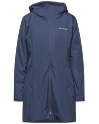 Columbia Jacket - Blue