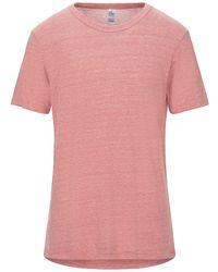 Alternative Apparel Camiseta - Rosa