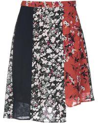 Acne Studios Midi Skirt - Black