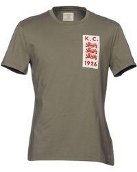 Kent & Curwen T-shirt - Vert
