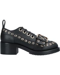 N°21 Lace-up Shoe - Black