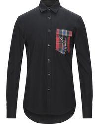 Alexander McQueen Camisa - Negro