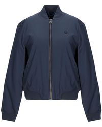 Fred Perry Jacket - Blue