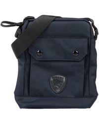 Blauer Cross-body Bag - Blue