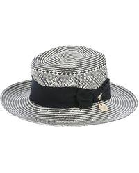 Patrizia Pepe Hat - Black