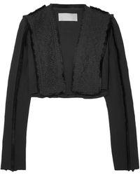 Antonio Berardi Suit Jacket - Black