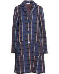 Siyu Coat - Blue