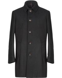 Laboratori Italiani Coat - Black
