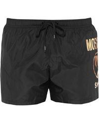 Moschino Swim Trunks - Black