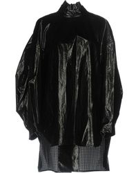 Ellery Overcoat - Black