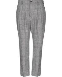 Gazzarrini Casual Trousers - Grey