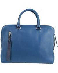 Burberry Work Bags - Blue