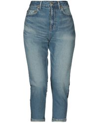 Undercover Denim Trousers - Blue