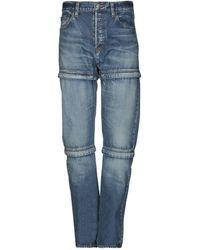 Balenciaga Denim Pants - Blue