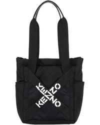 KENZO Shoulder Bag - Black