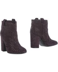 Laurence Dacade - Pete Suede Ankle Boots - Lyst