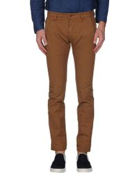 People - Casual Pants - Lyst