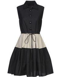 Collection Privée Midi Dress - Black