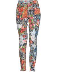 Versace Jeans Couture Denim Pants - Multicolor