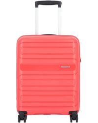 American Tourister Trolley - Rot