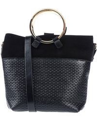 Halston Cross-body Bag - Black