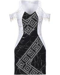 Versace Short Dress - Black