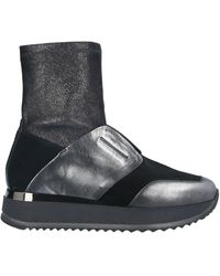Henry Beguelin Ankle Boots - Black