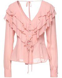 ViCOLO Camicia - Rosa