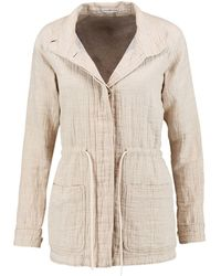 James Perse - Jackets - Lyst