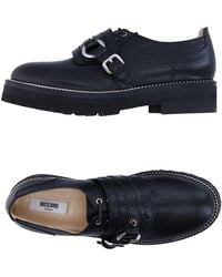 Moschino - Loafer - Lyst