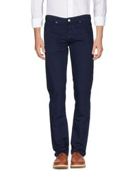 PT Torino Casual Trouser - Blue