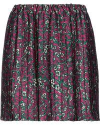 ViCOLO Mini Skirt - Purple