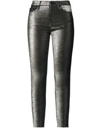Black Orchid Trouser - Metallic