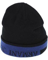 Armani Jeans Hat - Black
