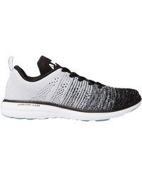 APL Shoes Low Sneakers & Tennisschuhe - Schwarz