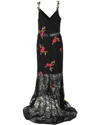 Bagatelle Vestido midi - Negro