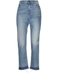 Pence Denim Trousers - Blue