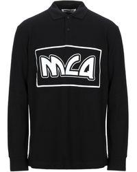 McQ Polo Shirt - Black
