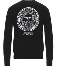Versace Jeans Couture Jumper - Black