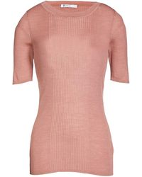 T By Alexander Wang Sweater - Pink