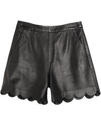 RED Valentino Shorts et bermudas - Noir