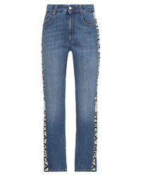 Stella McCartney Pantalones vaqueros - Azul
