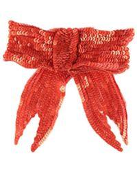 Maliparmi Brosche - Rot