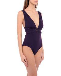 Maison Lejaby One-piece Swimsuit - Blue