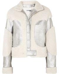 Courreges Jacket - Metallic