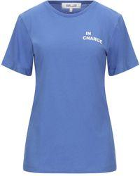 Diane von Furstenberg T-shirt - Blu